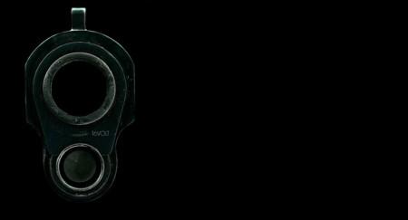image of a dark gun for real life ghost stories saredih haunting