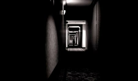 image for a dark hotel hallway scary ghost stories