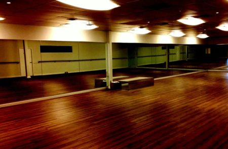 gym room with mirrors for You short scary story
