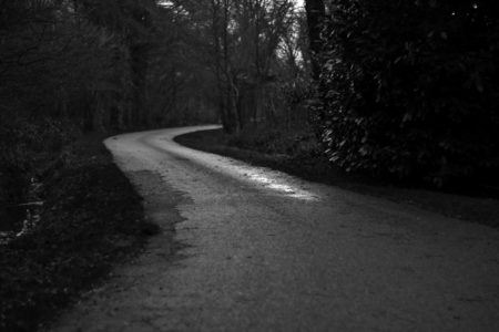 the dark road the darkest blog